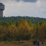 Ruskaa tornin varjossa
