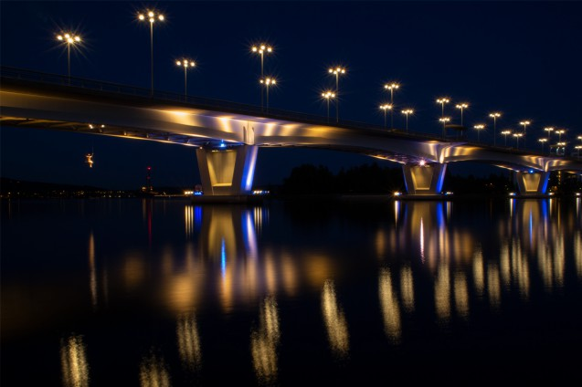 Kuokkalan silta, Jyväskylä