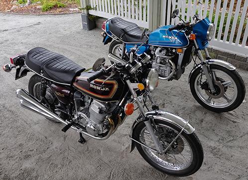 Museomoottoripyörät